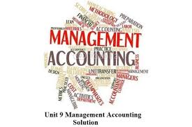 unit management accounting solution hnc assignment help management accounting solution
