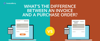 Whats The Difference Between A Purchase Order And An
