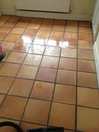 Terracotta Kitchen Floor Terracotta Restoration Stone Cleaning And Polishing Tips For