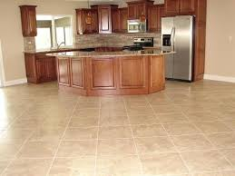 ... Kitchen Tile Floor Designs For Kitchens And Large Kitchen Design Ideas  Combined With Various Colors And