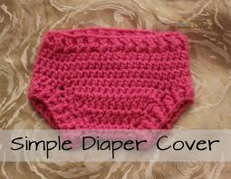 Crochet Ruffle Diaper Cover Pattern Free
