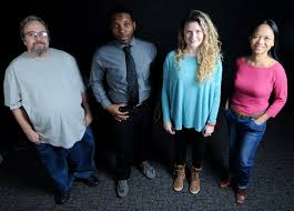 four of the nominees for the 4th annual starnews media wilmington theater awards steve vernon
