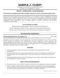 Resume Templates Free 2018 Extraordinary Manager Resume Samples Free Retail And Operations Manager Free