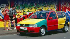 Basf Has Revealed The Most Popular Car Color Enuze