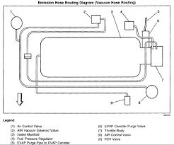 2001 oldsmobile intrigue belt diagram