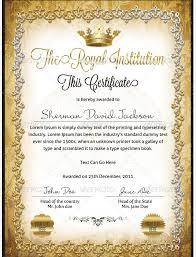 Certificate Background Free 77 Creative Custom Certificate Design Templates Free Premium
