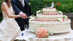 Different Styles And Types Of Wedding Cakes