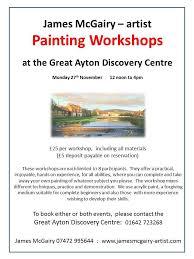 Painting Workshop Lesson