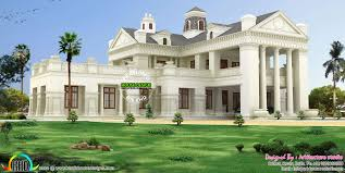 luxury colonial model indian home design 2017 house details