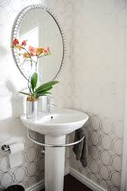 simply decoration powder room contemporary with living space family friendly living space