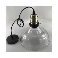 vintage pendant lights retro glass hanging lamp russia loft luminaire modern kitchen dining bedroom pendant lamp e27 lampholder color transpa