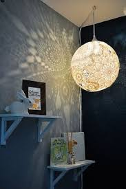 homemade lighting ideas. Fine Homemade Doily Wrapped Around A Balloon Glued And Balloon Popped This Would Be  Beautiful At Vintage Wedding With Homemade Lighting Ideas