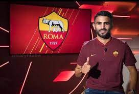Roma back in for Leicester City's Mahrez