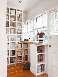 office ideas for small spaces. Gorgeous Built In Desk Ideas For Small Spaces Space Home Offices Creative Work And Office