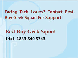Best Buy Geek Squad Is A Worldwide Tech Repair Customer Support