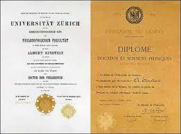 Диплом Эйнштейна продан на торгах Швейцарские новости на русском  Параллельно Эйнштейн продолжал учебу и в 1906 году защитил диплом который сейчас выглядит несколько парадоксальным Он получил степень доктора физических