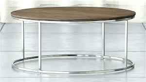 crate and barrel glass coffee table crate and barrel glass coffee regarding crate and barrel round