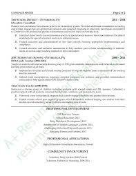 Education On Resume Examples Awesome Education Consultant Resume Example