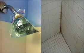 cleaning mildew from shower clogged shower head and how to clean the tiles clean mildew plastic cleaning mildew from shower