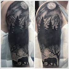 Pin By Sachinda Dias On Tattoo Tattoos Forest Tattoos Nature