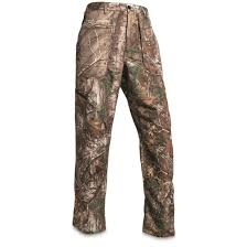 10x Mens Ultra Lite Performance Pants Realtree Extra
