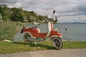 Ktm Mecky 50cm3 1958 Ktm Motor Scooters Motorcycle