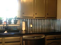 corrugated metal backsplash examples attractive corrugated metal dream home new kitchen for sheet tin interior large corrugated metal