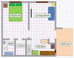 Online Birth Plan Creator Create Floor Plan Using Ms Excel 5 Steps With Pictures
