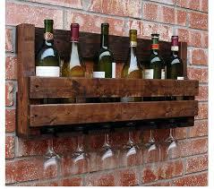 wood wall wine rack vintage wood wall wine rack wine rack hanging stemware rack shelf restaurant