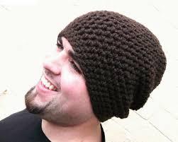 Mens Crochet Beanie Pattern Beauteous Mens Crochet Hat Free Easy Crochet Patterns Mens Crochet Hat