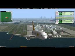air traffic control simulator 4 live game play