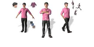 creating your characters is easy with mixamo s 3d animation software