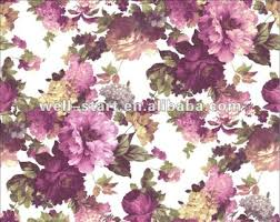 Flower Printed Paper Flower Designs Sublimation Transfer Printed Paper Buy Heat Transfer Printing Paper Printed Curtain Fabric Printed Hometextile Fabrics Product On