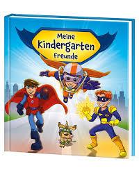 Meine Kindergarten Freunde Superhelden