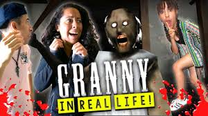 granny horror game in real life