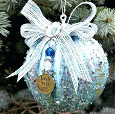 sand dollar ornaments personalized