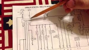 91 hyundai excel engine wiring schematic 91 hyundai excel engine wiring schematic