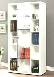 billy bookcase with glass doors bookshelves door white ikea cabinet