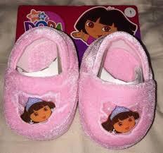 Elmo Light Up Shoes Girls Dora The Explorer Nick Jr Toddler Light Pink Foam