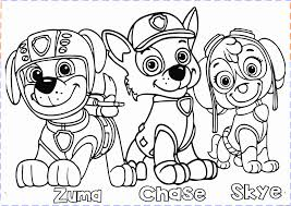 Lovely Pictures Of Paw Patrol Coloring Sheets Turnofthepageco