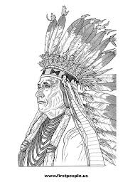 Small Picture Cherokee Indian Coloring Pages Coloring Home