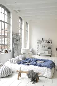 This Urban White New York Bedroom Studio And Itu0027s White Wooden  Floors,divine Natural Light Looks Like A Perfect Place To Produce.