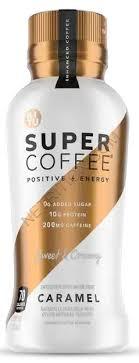 Som en college basketspelare var han trött. Kitu Super Coffee Rtd At Netrition Com
