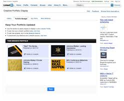 Work Portfolio Creative Professionals Can Now Display Their Portfolios On