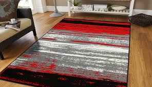 design and checd striped black floor red white blue outdoor area bathroom polka dot rug exciting