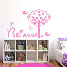 baby girl nursery tree wall decals online get cheap baby girl tree wall  decal personalized girls .