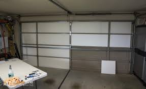 10 x 12 garage door insulation kit garage door ideas