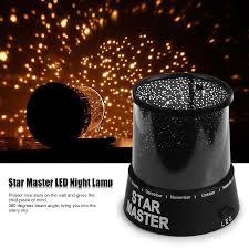 Night Lamp For Bedroom Kids Bedroom Starry Night Sky Projector Lamp Star Master Led Night