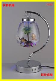 office fish. Fish Aquarium For Office Fascinating Furniture Table Lamp Tank Small Desktop Goldfish Of D