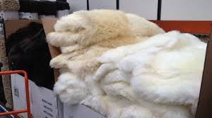 sheepskin rug costco 4
